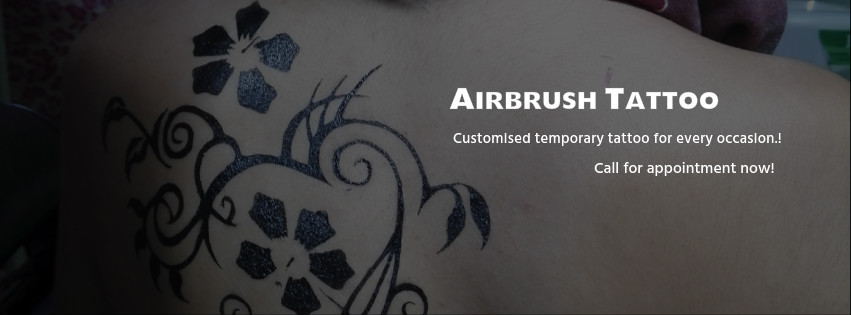 Fast Drying Temporary Tattoo Available Alive Tattoo Studio Singapore