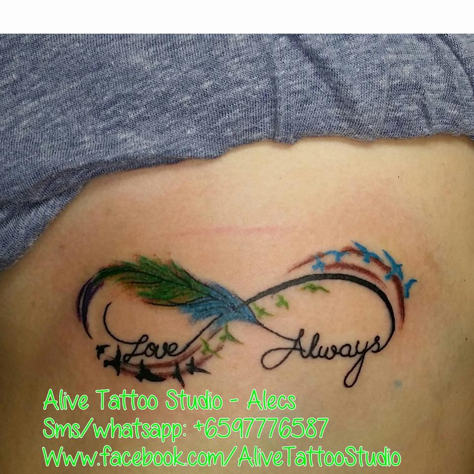 Rated Best Tattoo shop in Singapore | Alive Tattoo Studio Singapore